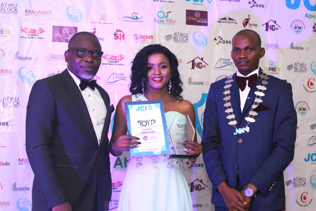 Photo of Publicefaces Publisher bags a Prestigious Award