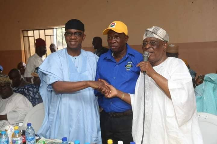 Photo of My Administration will not be Anti labour, Dapo Abiodun pledges