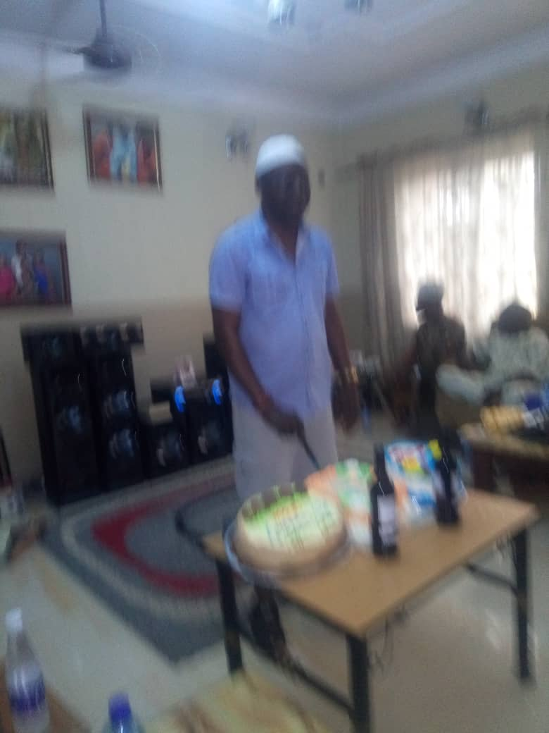 Photo of The rising profile of an achiever, Alh. Bamidele Nasiru