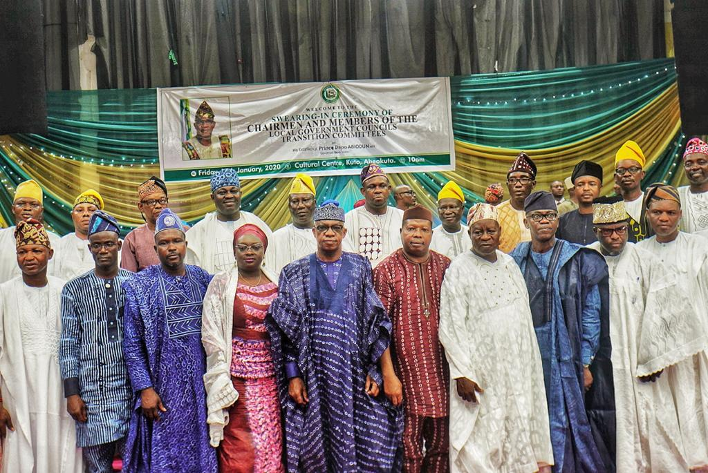 Photo of IMPLEMENT PEOPLE ORIENTED PROGRAMMES, ABIODUN ADVISES TRANSITION COMMITTEES