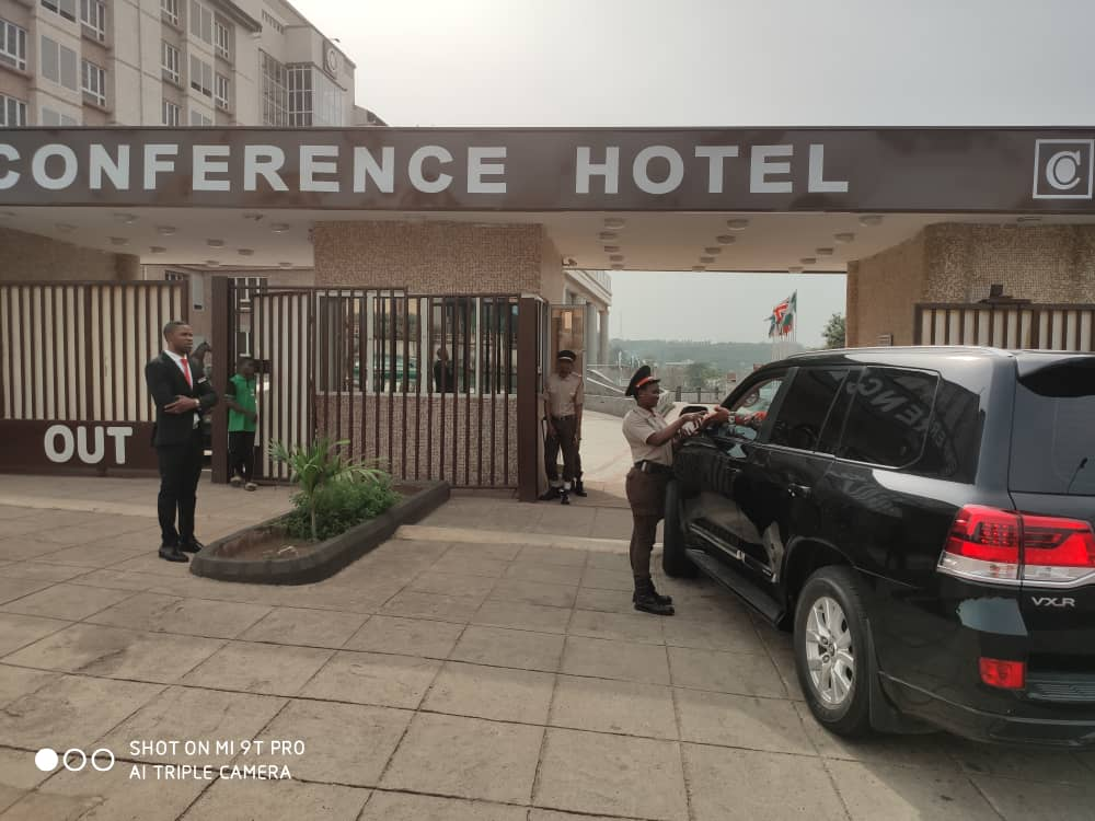 Photo of COVID 19: CONFERENCE HOTEL ASSURES CUSTOMERS OF SAFETY, AS IJEBU ODE OUTLET GETS NEW MANAGER