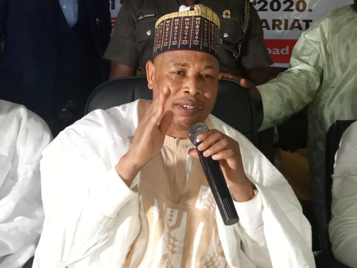 Photo of Using of COVID-19 detector machine will assist government to check passengers at the motor parks–  Alhaji Musa Mohammad — as Efele, paolo rossi sworn in as new ogun Rtean chairman,secretary