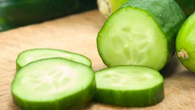 Photo of Soak cucumber Overnight, drink on empty stomach to Achieve an Amasing Resuit
